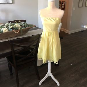The Limited strapless sundress